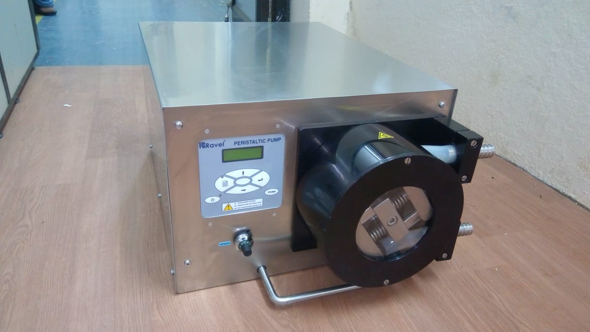 Special Peristaltic Pump For Glycerin