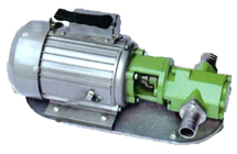 Oil Filled Vacuum Pumps