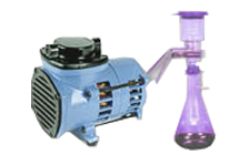 Vacuum Pump & Filtration